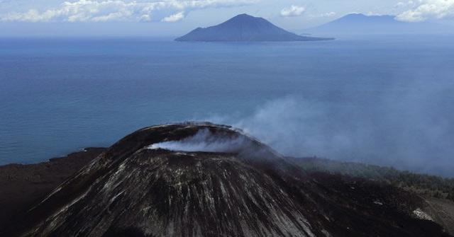 Đỉnh núi Anak Krakatau