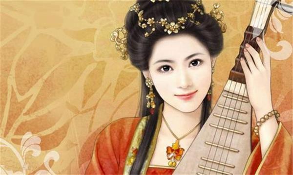 Trần Viên Viên từng khiến hai hoàng đế Trung Quốc say mê.