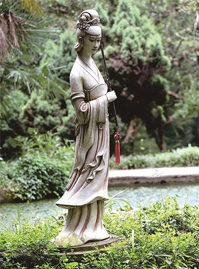 Trần Viên Viên bị người đời sau coi là nguyên nhân khiến nhà Thanh tràn vào Trung Nguyên.