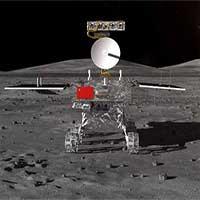 Trung Quốc đã hạ cánh thành công tàu thăm dò lên vùng tối của Mặt trăng