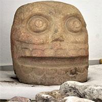 Phát hiện đền thờ thần bọc da người ở Mexico