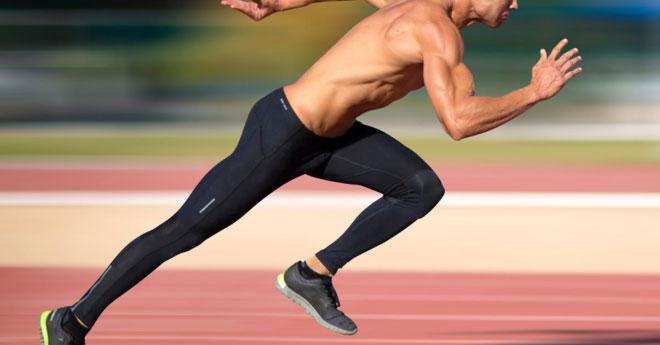 Đột biến gene gene ACTN3 giúp điều khiển các sợi cơ co giật nhanh khi chạy nước rút và nâng tạ.