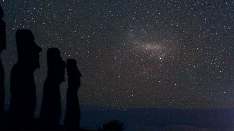 Thiên hà này sáng và gần chúng ta đến nỗi có thể quan sát bằng mắt thường.