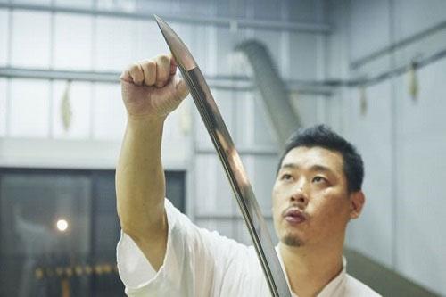 Katana là một trong những vật đại diện cho văn hoá Nhật Bản.