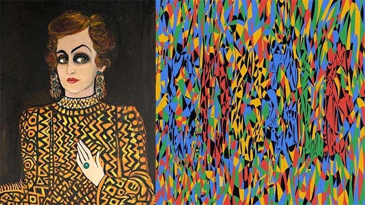 Fahrelnissa Zeid được mệnh danh nữ nghệ sỹ vĩ đại của thế kỷ 20.