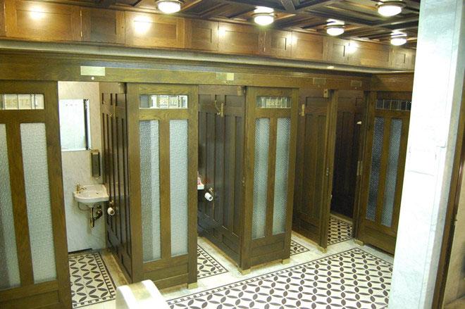 Toilet Graben