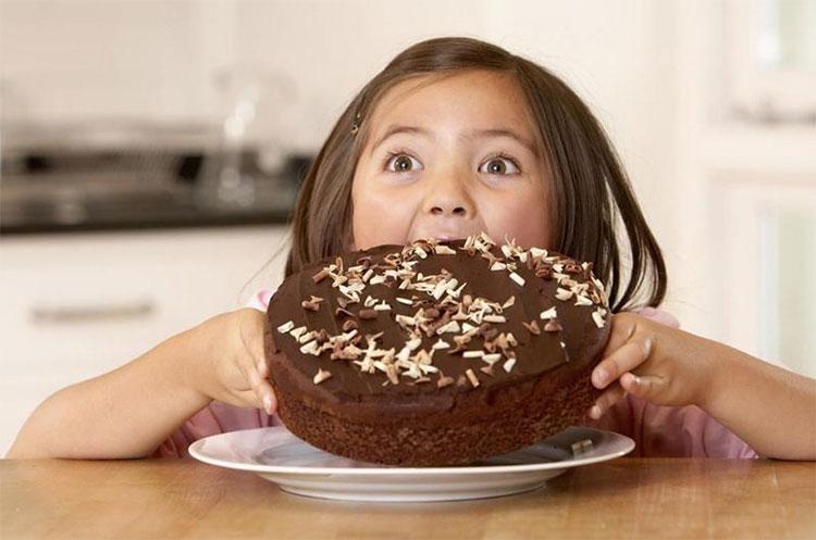 Thèm ăn chocolate