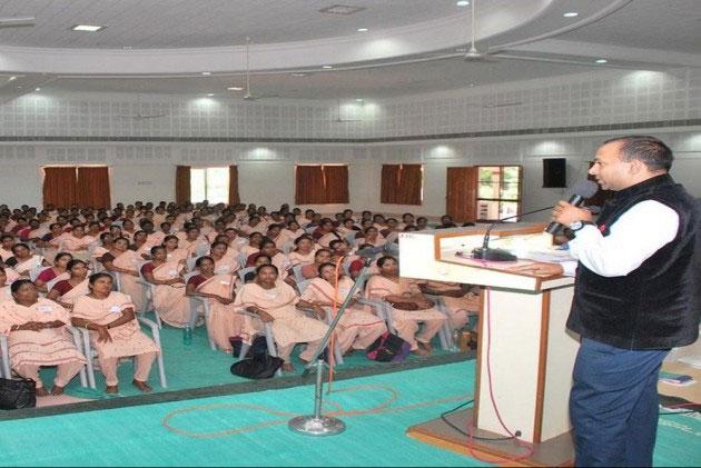 Tiến sĩ Kannan Jegathala Krishnan trong một lần đăng đàn