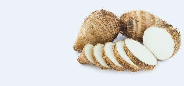 Khoai sọ có các đặc tính chống oxy hóa, giảm cholesterol, điều hòa miễn dịch