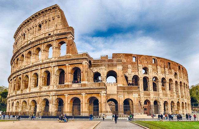 Trải qua bao thăng trầm của lịch sử, công trình 2.000 năm tuổi vẫn đứng sừng sững