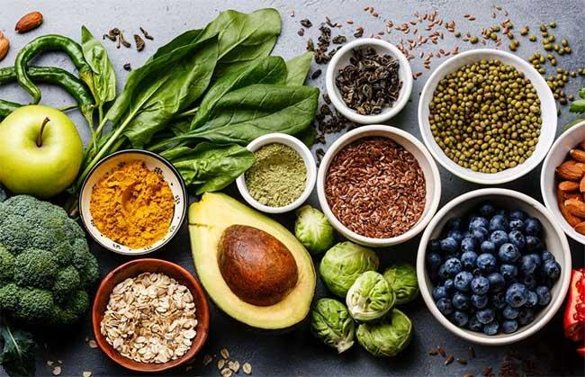 Rất nhiều thực phẩm từ thực vật có thể hữu ích cho gan.