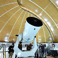 Bên trong Đài thiên văn hiện đại nhất miền Bắc