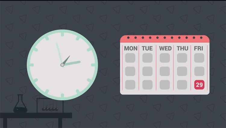Theo quy ước, ngày nhuận dương lịch được tính vào tháng 2, và tháng 2 năm nhuận sẽ có 29 ngày.