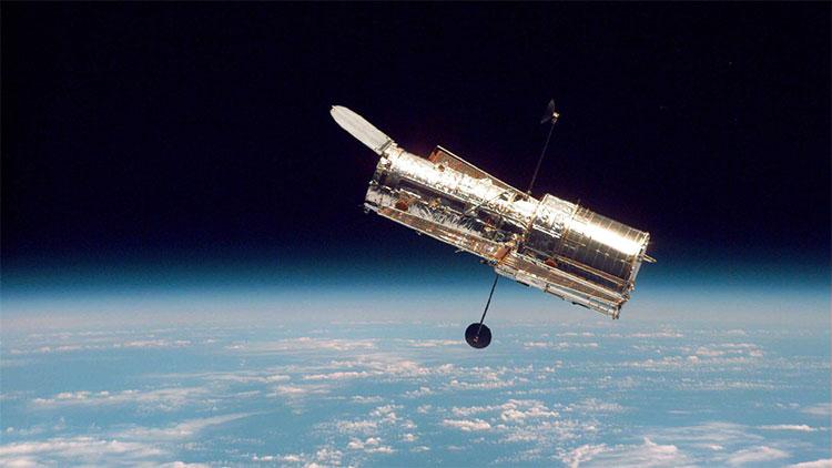 Camera của kính viễn vọng Hubble ngừng hoạt động vào ngày 9/1.