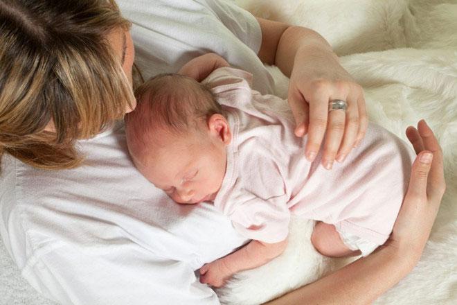 Cơ thể thay đổi sau khi mang thai nên tiếp tục thay đổi sau khi sinh để trở về trạng thái bình thường.