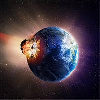 """""""Tiểu hành tinh khủng long"""" tạo siêu sóng thần cao 1,5km"""