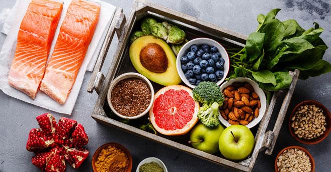 Chế độ ăn kiêng Địa Trung Hải là phương pháp ăn có nhiều thực phẩm đa dạng.