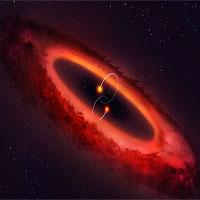 Hệ hành tinh kỳ lạ có thể ngắm cùng lúc 4 Mặt trời