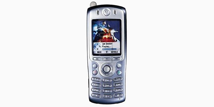 Điện thoại đầu tiên có 3G