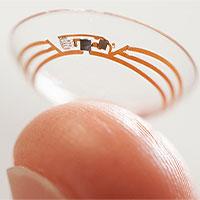 Google phát triển kính áp tròng phát hiện tiểu đường
