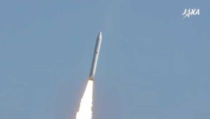 Phóng thành công tên lửa Epsilon 4