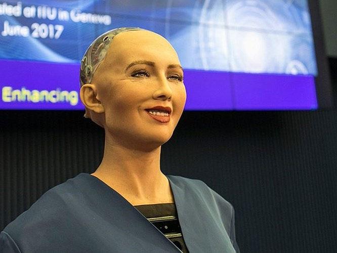 Robot có thể trở thành công dân