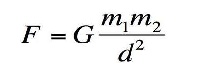 Định luật vạn vật hấp dẫn