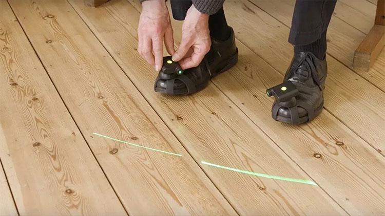 Giày laser