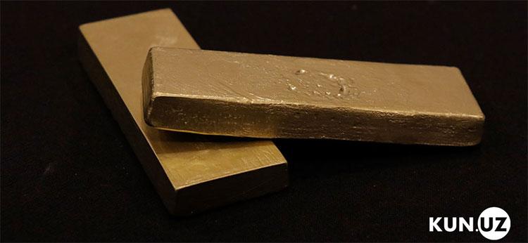 Vàng khối