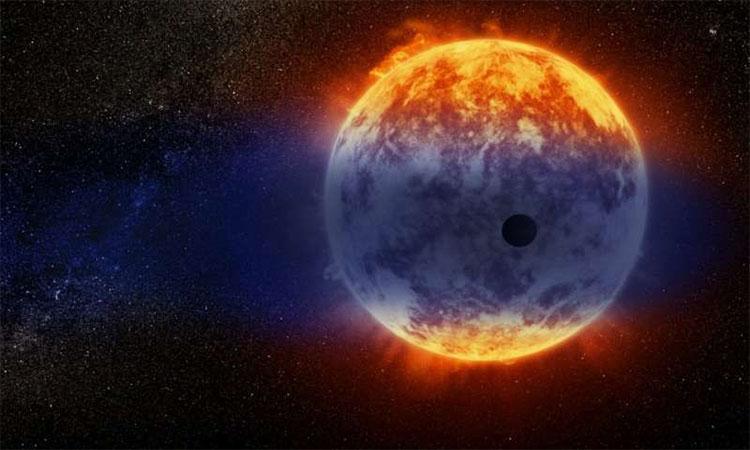 Hành tinh GJ 3470b cách chúng ta 96 năm ánh sáng