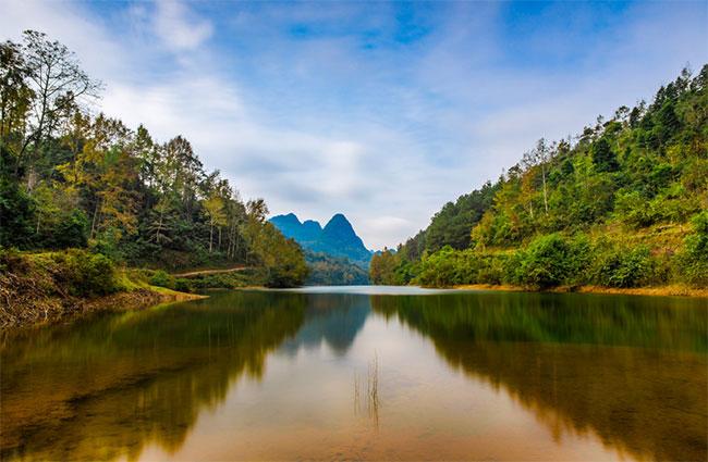 Cảnh đẹp ở Cao Bằng