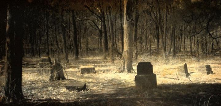 Nghĩa trang Bachelor's Grove