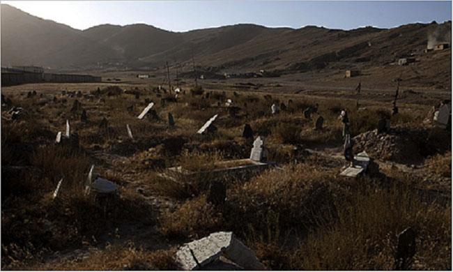 Nghĩa trang La Noria