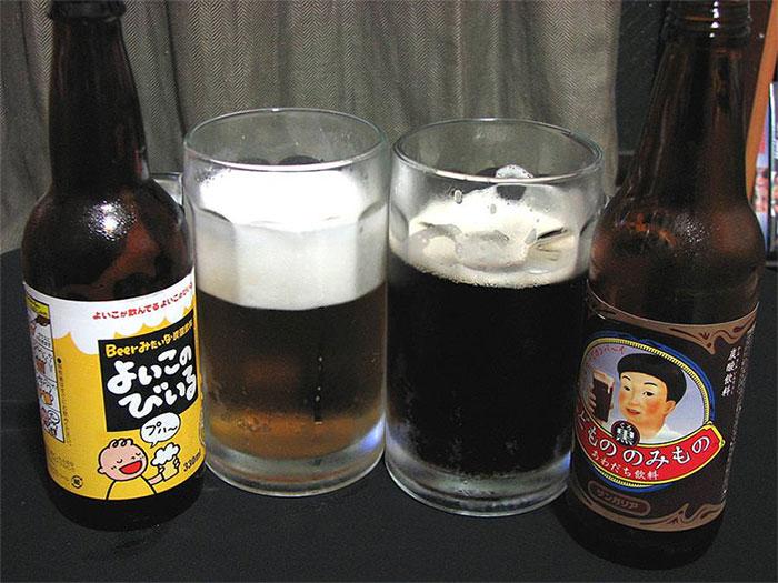 Bia trẻ em