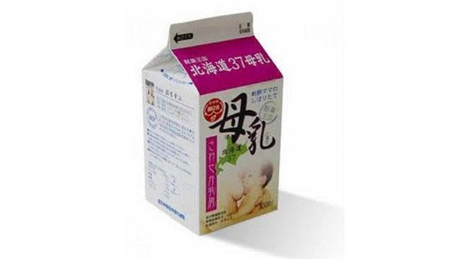 Đồ uống từ sữa mẹ