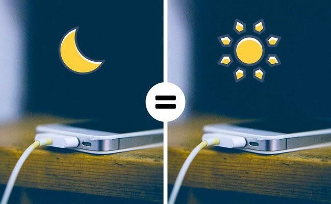 Điện thoại không nên sạc qua đêm vì nó khiến tuổi thọ pin giảm đi?