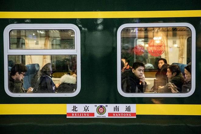 Năm nay, Trung Quốc cũng đã mở thêm nhiều tuyến tàu cao tốc mới như Quảng Châu-Thâm Quyến-Hồng Kông