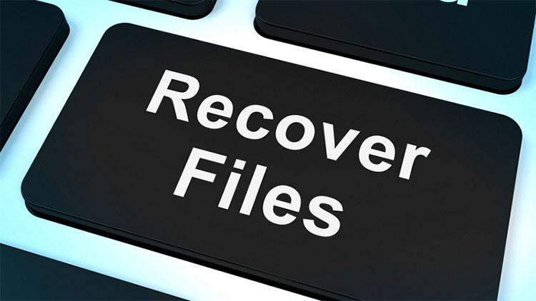 Các tập tin bị xóa không bao giờ có thể được phục hồi
