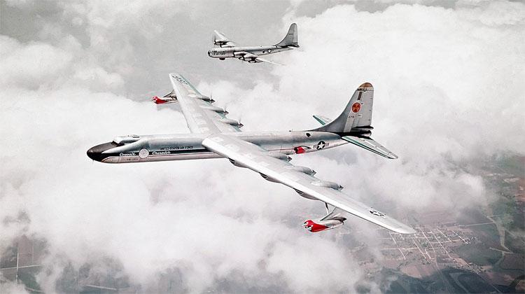 Convair NB-36H, chiếc máy bay duy nhất có lò phản ứng hạt nhân bên trong của Mỹ