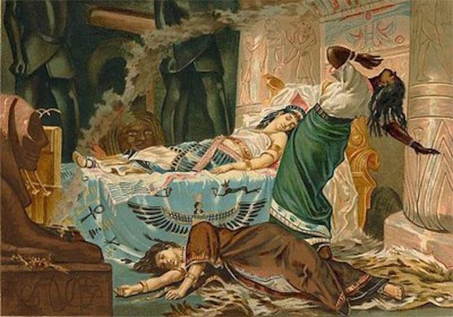 Các nhà khảo cổ tin rằng sẽ sớm phát hiện ra ngôi mộ của Antony và Nữ hoàng Cleopatra.
