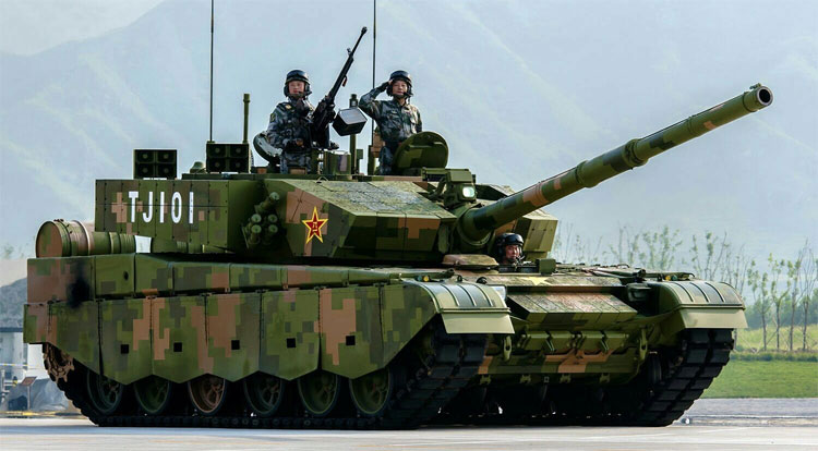 Xe tăng Type-099A