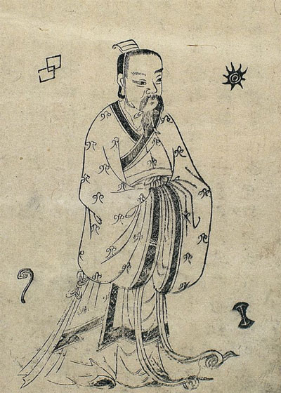 The God of Medicine Sea - The father of the method of catching Oriental medicine