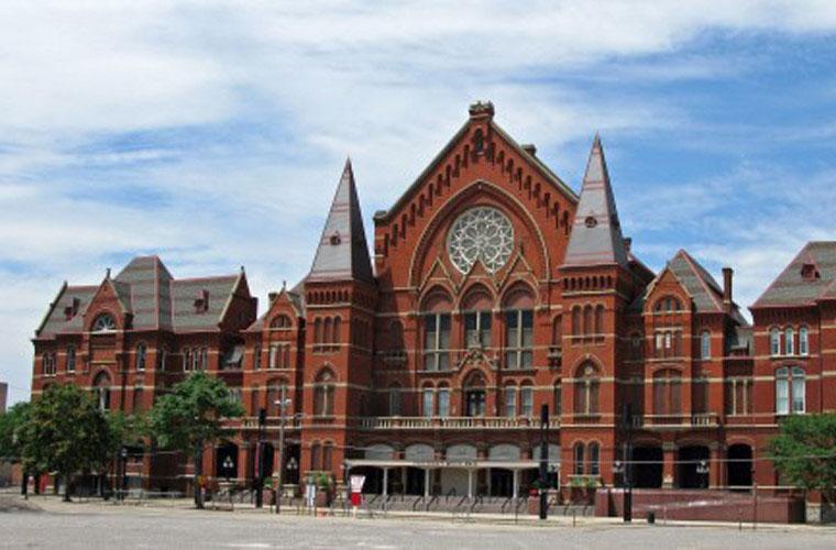 Mộ phần của Cincinnati Music Hall