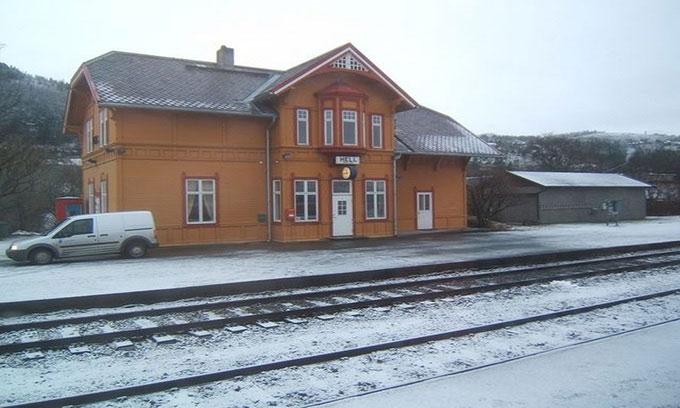 Ngôi làng Hell, Na Uy