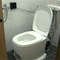 Các nhà khoa học Hàn Quốc tạo ra toilet có thể biến chất thải thành năng lượng sạch