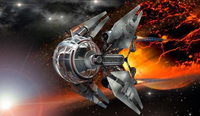 FRBs là nguồn năng lượng cực lớn được người ngoài hành tinh sử dụng để đẩy tàu vũ trụ của họ du hành ra không gian