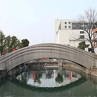 Trung Quốc làm cầu bê tông in 3D dài nhất trong 19 ngày