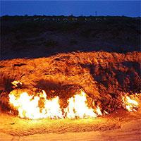 """Ngọn lửa """"địa ngục"""": Cháy được 4000 năm và không hề có dấu hiệu sẽ ngừng lại"""