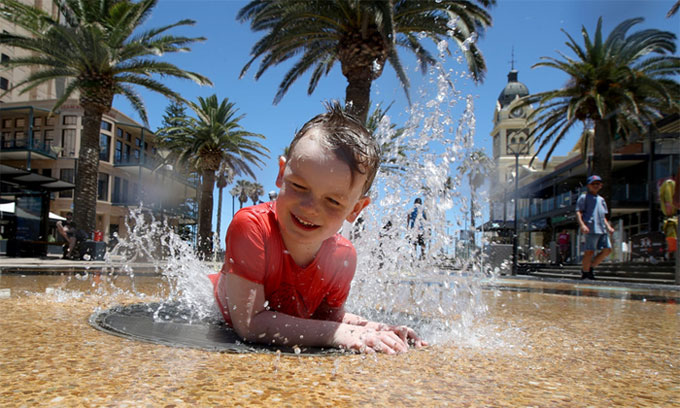 Cơ quan khí tượng học Australia cho biết đợt nắng nóng đang hoành hành là chưa từng có về cả mức độ lẫn thời gian.