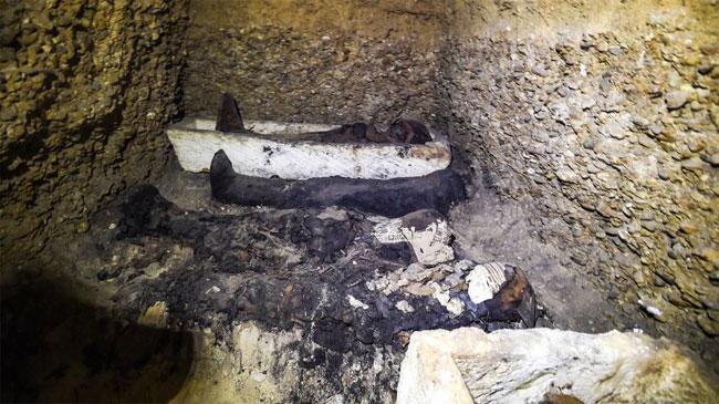 Các nhà khảo cổ Ai Cập cho biết danh tính của các xác ướp chưa được xác định